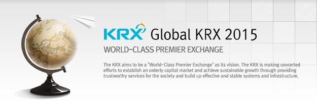 KRX Global KRX 2015